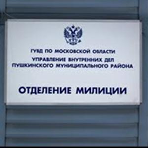 Отделения полиции Нововаршавки